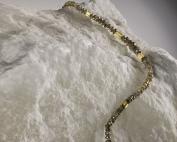 Diamantkette naturbraun