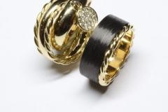 Ringe-aus-585ooo-Gold-Carbon-und-Brillant-scaled