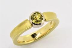 Ring-750ooo-Gelbgold-Weißgold-mit-55mm-Maligranat