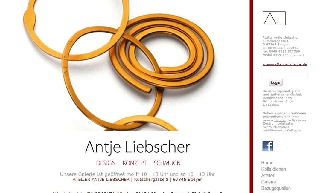 Antje Liebscher