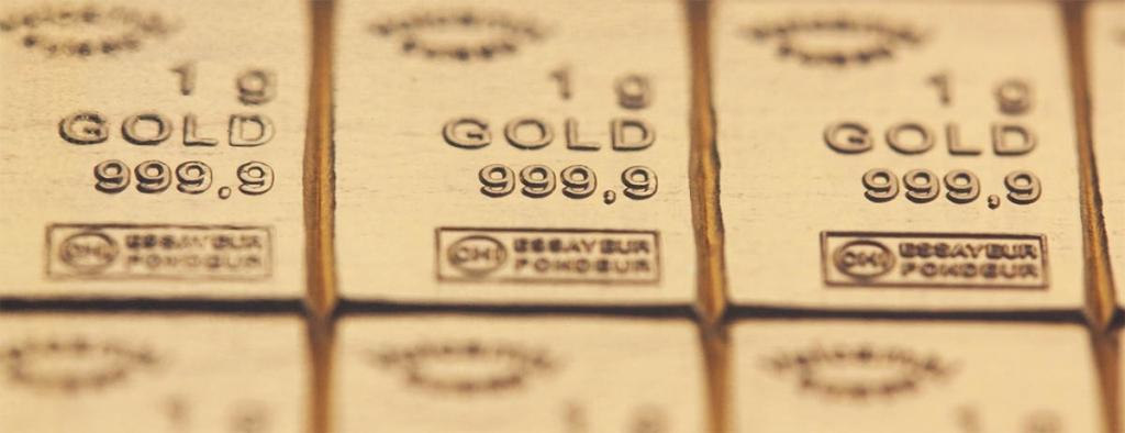 Recycling Gold und Goldankauf